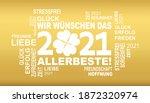 2021   german slogan in white...   Shutterstock .eps vector #1872320974