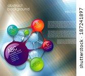 modern design layout   eps10... | Shutterstock .eps vector #187241897