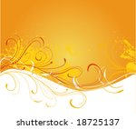abstract background | Shutterstock .eps vector #18725137