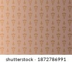 traditional seamless pattern... | Shutterstock .eps vector #1872786991