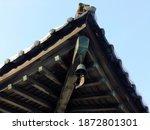 Dongguksa Temple  Bell Hanging...