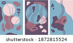 set of hand drawn vector...   Shutterstock .eps vector #1872815524