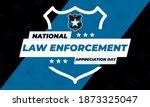 national law enforcement... | Shutterstock .eps vector #1873325047