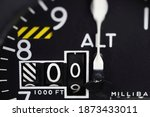 close up of analogue aviation...   Shutterstock . vector #1873433011