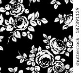 Seamless Vintage Pattern With...