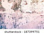 creative background   grunge... | Shutterstock . vector #187399751