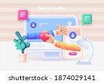 social media marketing....