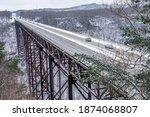 New River Gorge Bridge...