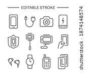 smartphone accessories editable ...