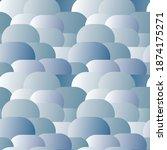 delicate background of... | Shutterstock .eps vector #1874175271