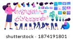constructor for creating a...   Shutterstock .eps vector #1874191801