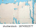 old concrete wall texture...   Shutterstock . vector #1874502577