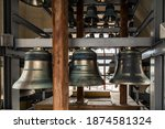Carillon Bells  Vintage Church...