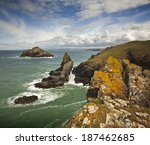the view from rumps point on... | Shutterstock . vector #187462685