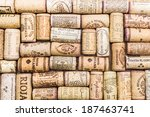 closeup pattern background of... | Shutterstock . vector #187463741