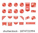 best choice tags. labels... | Shutterstock .eps vector #1874721994