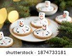 Melted Snowman Homemade...