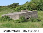 An Abandoned Bunker In The...