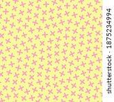 bright seamless geometric...   Shutterstock .eps vector #1875234994