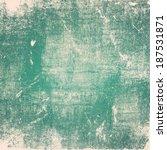 grunge background  | Shutterstock . vector #187531871