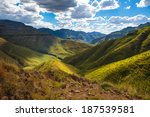 Maluti Mountains   Drakensberg...