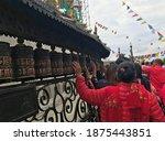 Kathmandu Nepal May 2018 ...