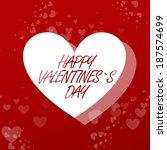 hearts | Shutterstock . vector #187574699