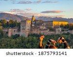 baile flamenco frente a la...   Shutterstock . vector #1875793141