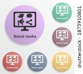online marketing  social media...