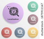 online marketing  localization...