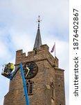 Chatteris  Cambridgeshire  Uk   ...