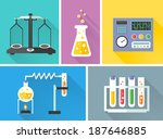 analysis,beaker,burner,chemical,chemistry,clipart,collection,concept,decorative,design,education,elements,emblem,equipment,examine