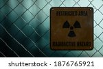 Restricted Area Radioactive...