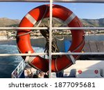 Ring Life Buoy  Also Known As A ...