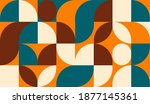 minimalistic geometry abstract...   Shutterstock .eps vector #1877145361