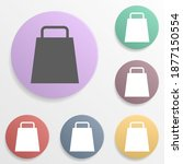 weighing place badge color set...