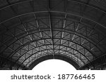 arched roof steel structure the ...