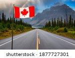 Canadian National Flag...