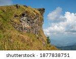 An Iconic Mountain Peak Of Phu...