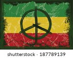 africa,banner,black,caribbean,concept,courage,cross,culture,emblem,flag,frame,freedom,graphic,green,grunge
