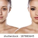 comparison side by side...   Shutterstock . vector #187883645