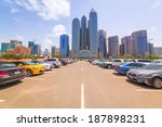 abu dhabi  uae   march 27 ...   Shutterstock . vector #187898231