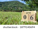 June 6  Country Background For...
