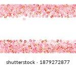 Rosy Gold Foil Confetti Scatter ...