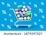 Many Various Colored Tablets...