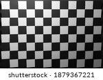 3d Illustration Black And White ...