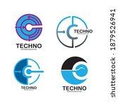 letter c logo icon design... | Shutterstock .eps vector #1879526941