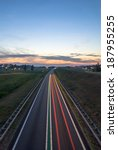long exposure photo of traffic