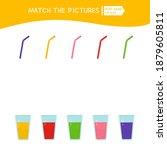 matching children educational... | Shutterstock .eps vector #1879605811