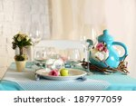 Beautiful Holiday Easter Table...